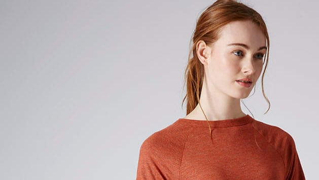 How To Wear And Match Match Orange To Ginger Hair (But Not Too Much)