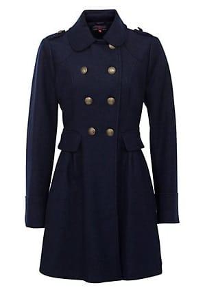 New Look military coat