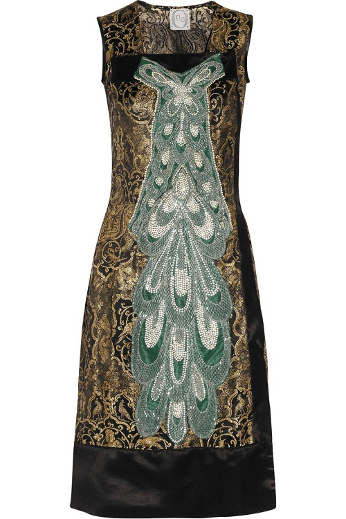 Baroque Fashion: More is More