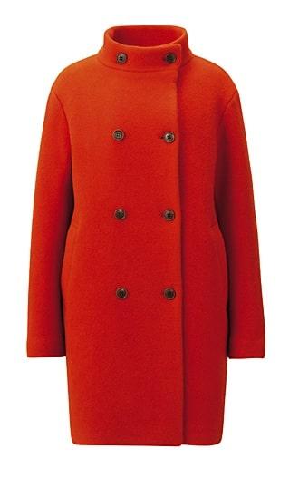 Uniqlo oversized coat