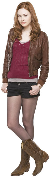 Halloween Costumes For Gingers Amy Pond Ginger Parrot