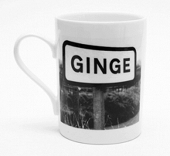 Ginge Mug - Gifts for Gingers
