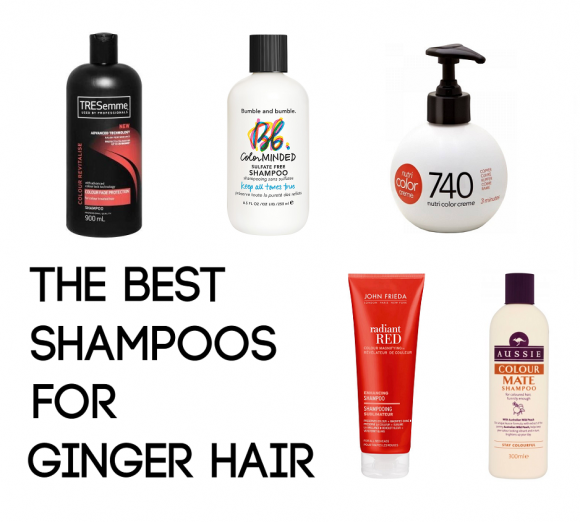The Best Shampoos For Ginger Hair