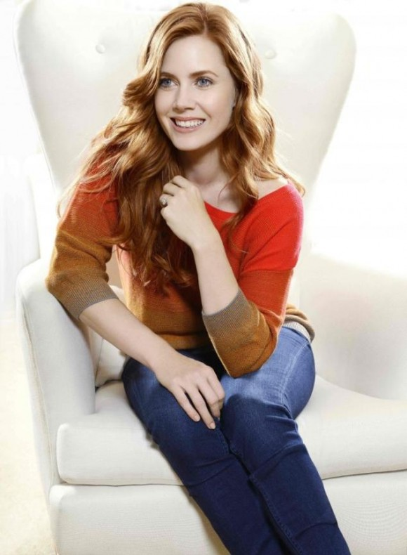 Amy Adams for Lacoste
