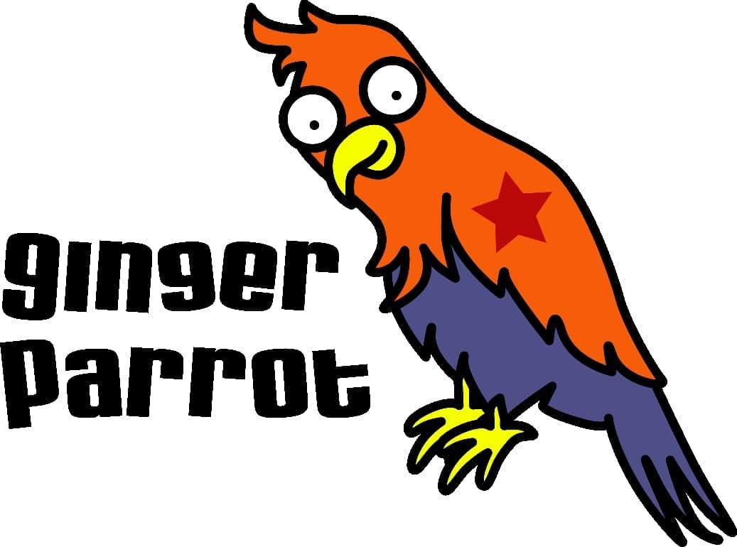 Ginger Parrot
