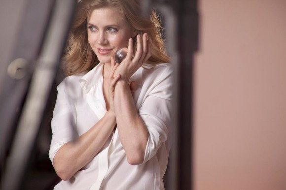Lacoste photoshoot Amy Adams