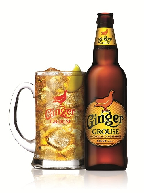 Ginger Grouse Ginger Beer: UK Launch Plus Competition! | Ginger Parrot