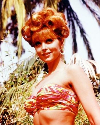 Ginger redhead term