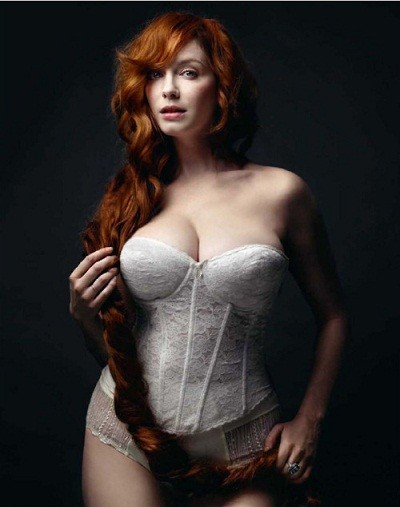 Christina Hendricks - New York Magazine