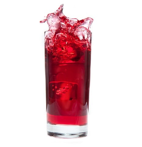 Cranberry Juice - Red Hair