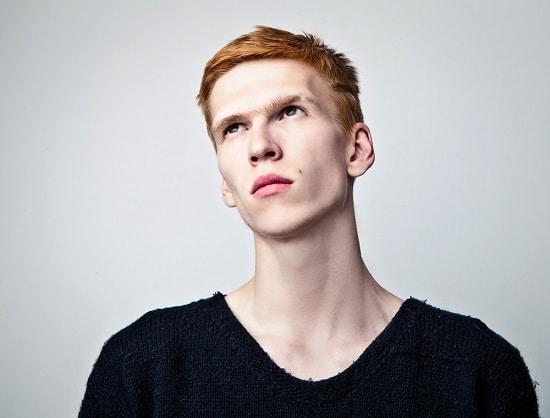 Ginger Men at Less Risk of Prostate Cancer