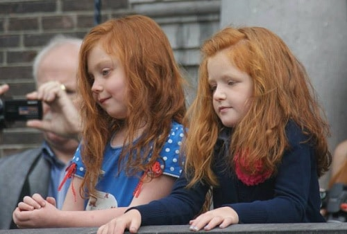 Cute Ginger Kids