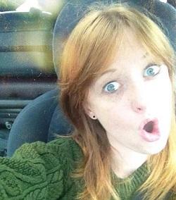Orla Gartland Selfie