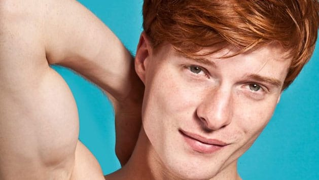 Red hot ginger men topic You