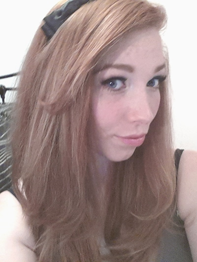 Abbie - Make-Up Tutorial Daphne Scooby Doo