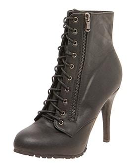 Black Boots - Boohoo