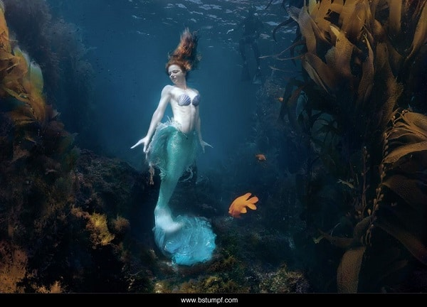 Brenda Stumpf Avalon Casino Mermaid 2