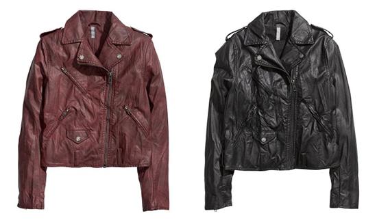 Brown Black Jacket - HM