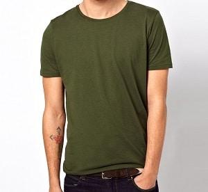 Green T-Shirt ASOS