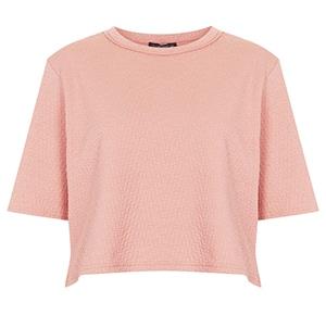 Pink Top - Topshop