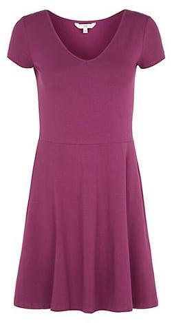 Purple Dress - New Look