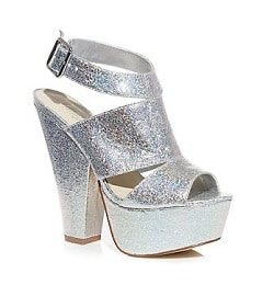 Silver Platforms - New Look