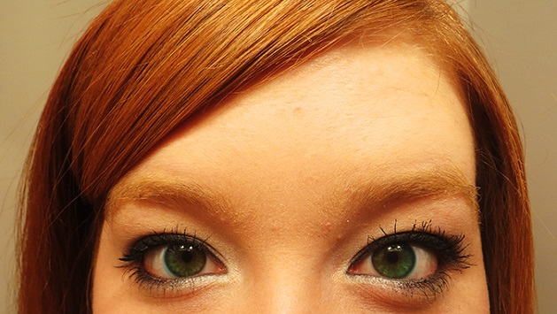 Beauty Tutorial Smoky Eye Make Up For Gingers Ginger Parrot