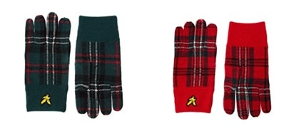 Tartan Gloves - ASOS