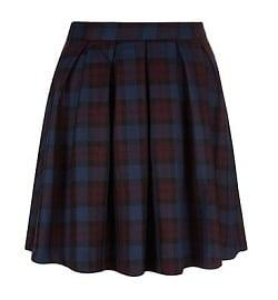 Tartan Skirt - New Look