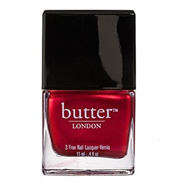 Butter London - Knees Up Nail Polish - Make-up for Gingers