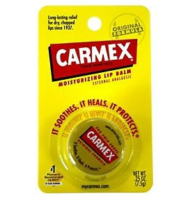 Carmex - Make-up for Gingers