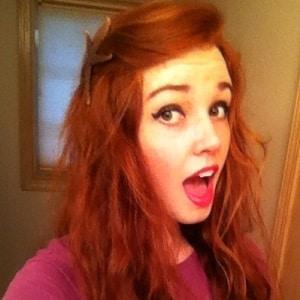 Emily Ginger Parrot