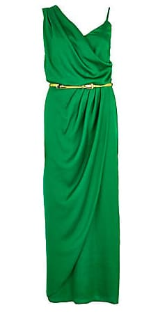 River Island Emerald Green Dress Maxi