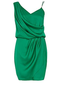 River Island Emerald Green Dress