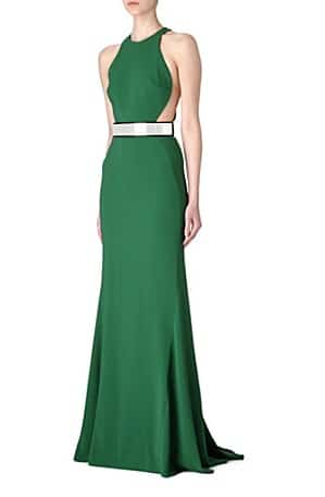 Stella McCartney Emerald Green Dress