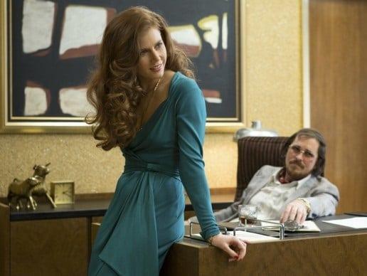 Amy Adams Bouncy Curls - American Hustle - Ginger Parrot