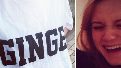 Bonnie Wright - Ginge T-Shirt