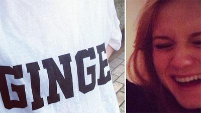 Bonnie Wright - Ginge T-Shirt
