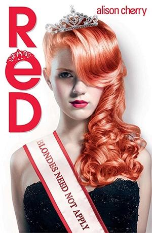 Red - Alison Cherry - Book