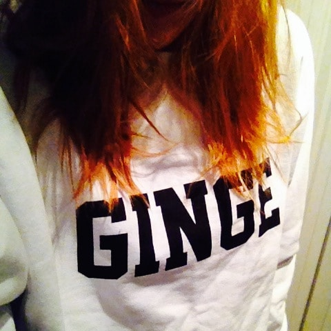 9f96cccb5 The GINGE Gallery | GINGE T-Shirts & Sweatshirts | Ginger Parrot