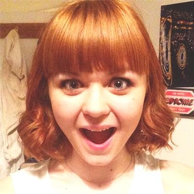 Long Hair to Short - Ginger