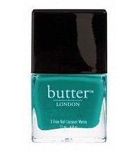 Butter London - Bright Teal Nail Polish