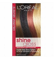 L'Oreal Shine Boost Gloss Treatment