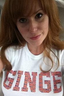 Elizabeth Ginger Parrot