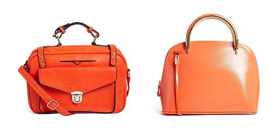Orange-Handbags-ASOS