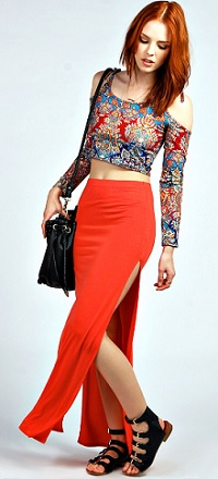 Orange Skirt Red Hair Gingers