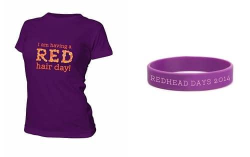 Redhead Days Indiegogo Perks