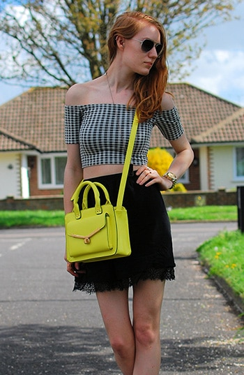 Fashion For Redheads How To Wear Yellow With Ginger Hair