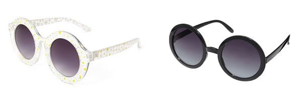 Forever 21 ASOS Sunglasses For Redheads
