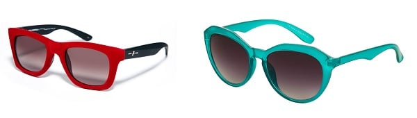 Sunglasses for Redheads ASOS Topshop